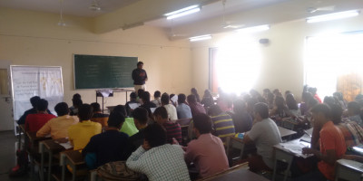 Career Counselling by Allegiance Educare  atChandrabhan Sharma College, Mumbai