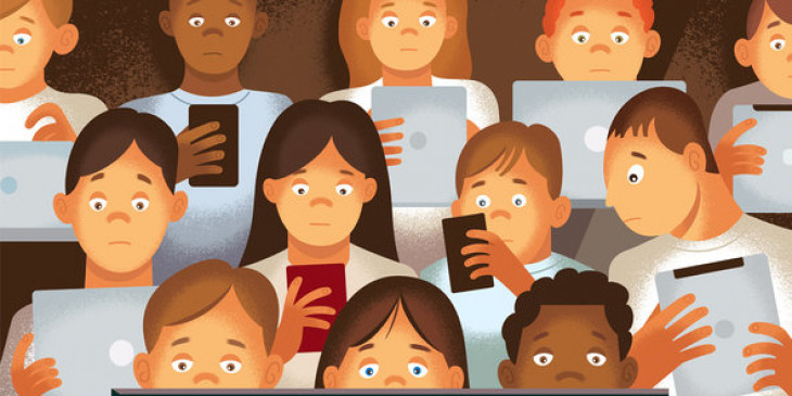 Internet Addiction - Causes And Disorders